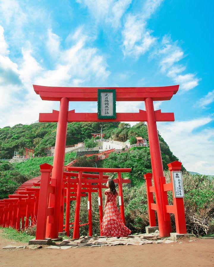 日本ならではの絶景を見に行こう。夏旅行にもぴったりな神社の絶景