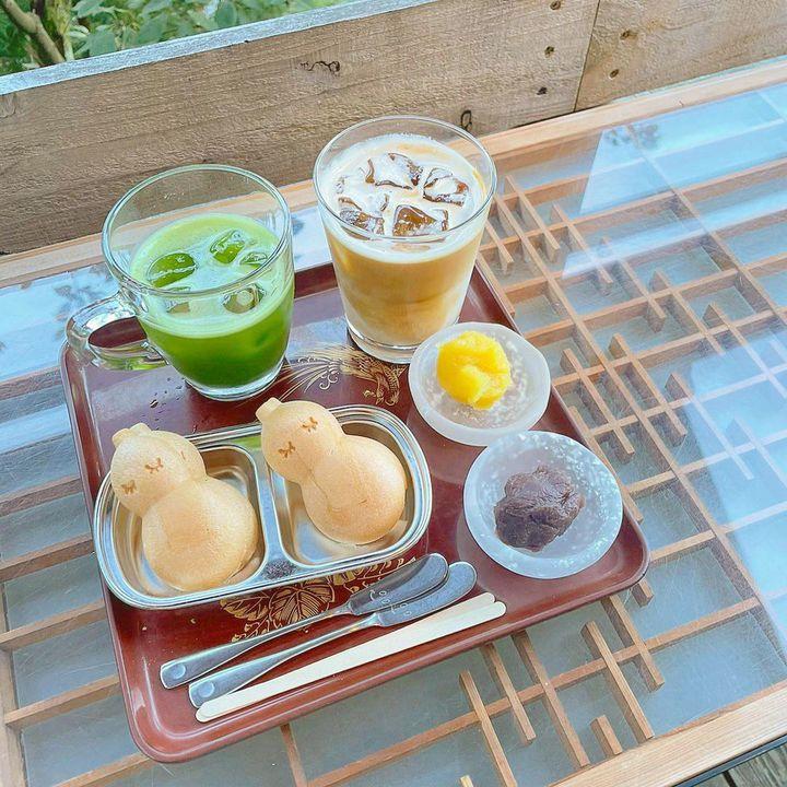癒しが詰まった足湯カフェ。箱根「NARAYA CAFE」の魅力をご紹介