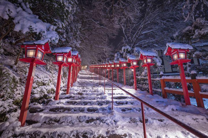 忘れられない美しさ。今しか出会えない日本全国の雪景色が美しいスポット7選