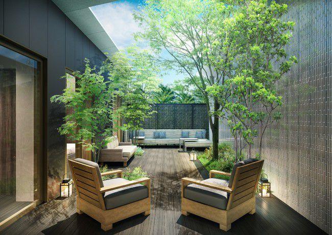 【終了】緑感じる究極の贅沢空間。ふふ熱海 別邸「木の間の月」誕生