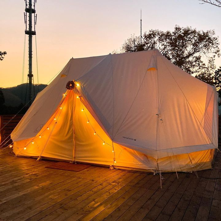 最近話題の「グランピング」。自然体験ができちゃう宿泊施設7選