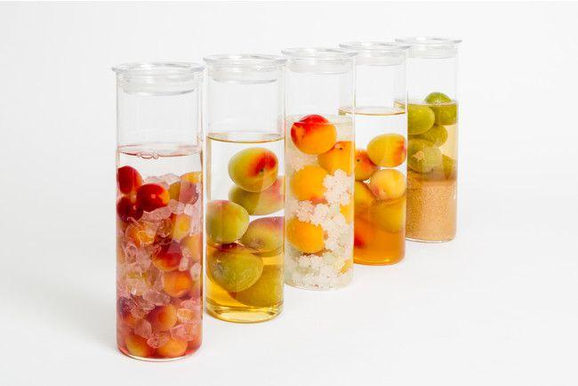 おうちで自分だけの梅酒づくりを。「蝶矢梅キット」がオンラインで発売