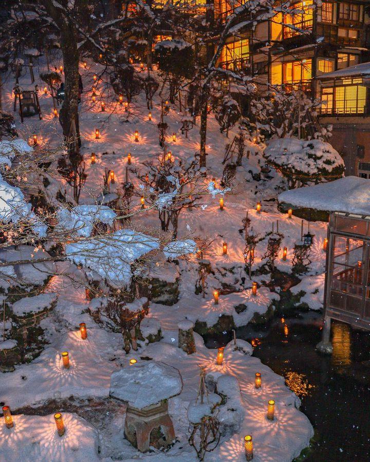 冬の温泉はロマンティック。今度行きたい全国の極上温泉list
