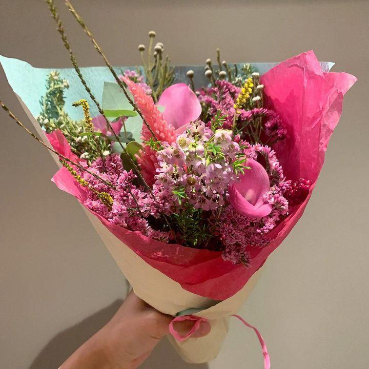 「おめでとう~!」を伝えたくて。写真映えする花束をゲットできるお店LIST