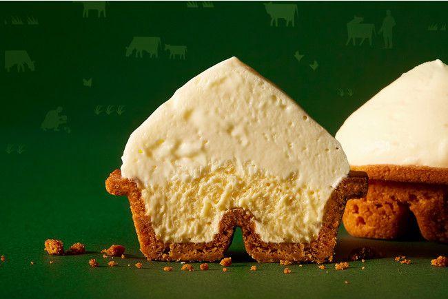 """ふわふわザクザクの新発明!""""発明的チーズケーキ""""「CHEESE WONDER」誕生"""