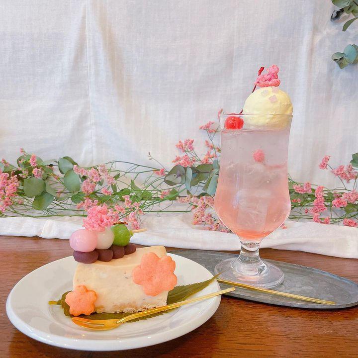今しか食べられない限定メニュー!春に食べたい桜スイーツLIST