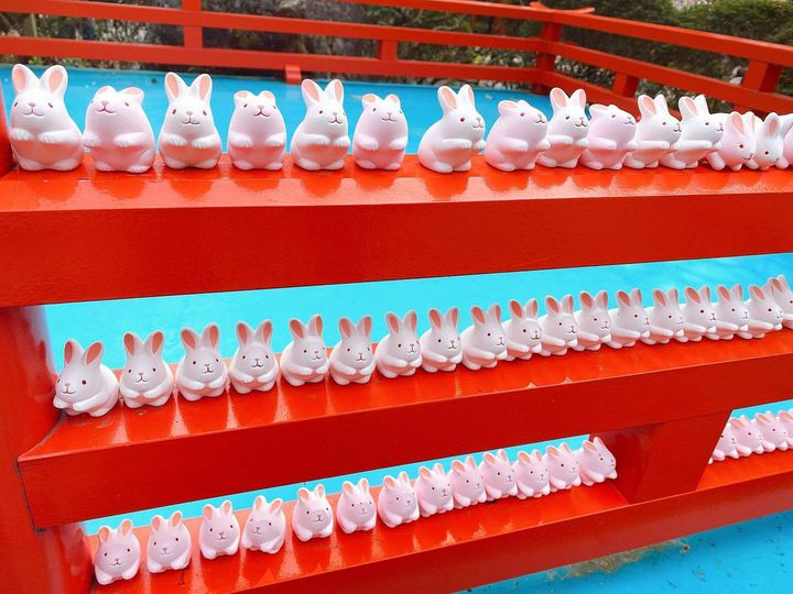 アイコンにぴったり!全国にあるインスタ映えな寺・神社特集見らんと?