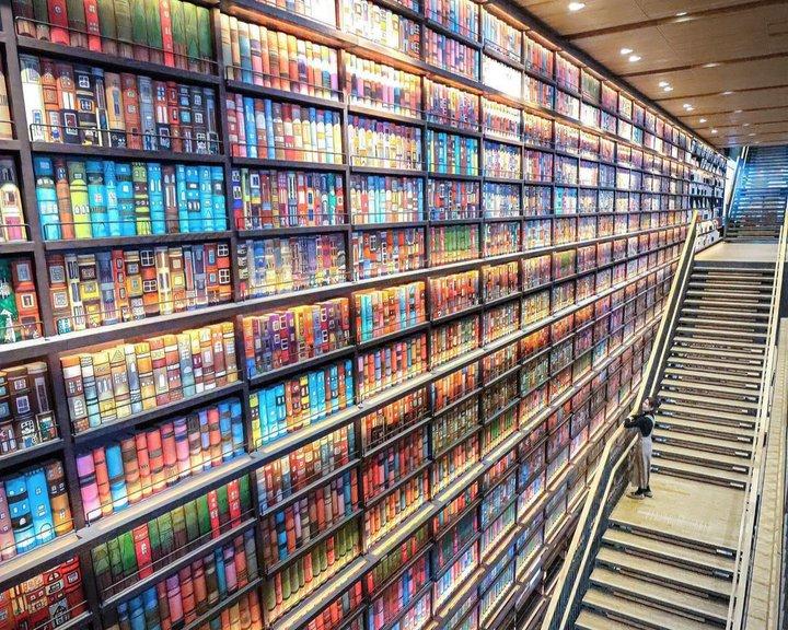 トキメキ空間で読書してみない?全国にある映えまくりの図書館&本屋を大特集♡