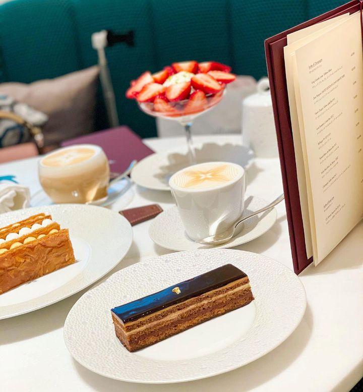 注目の世界第2号店!ルイ・ヴィトン手がけるカフェ「LE CAFE V 銀座」誕生