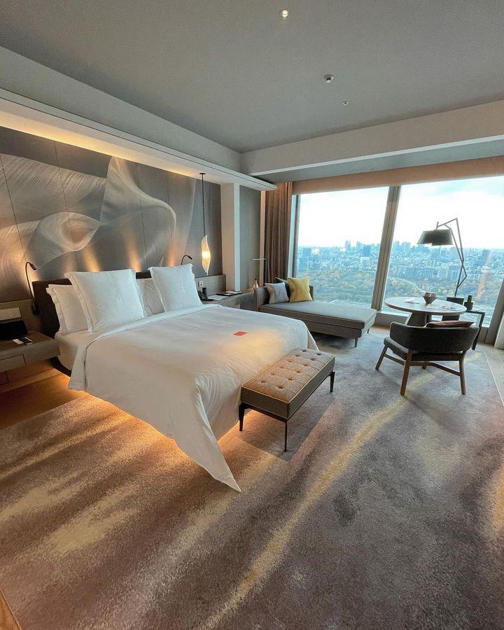 二人だけの贅沢な時間を過ごしたいの。記念日に泊まりたい都内のホテルList
