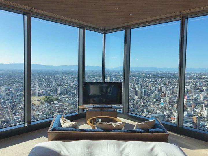 愛知で思いっきり贅沢がしたいのです。愛知にある最高級ホテルを教えます。