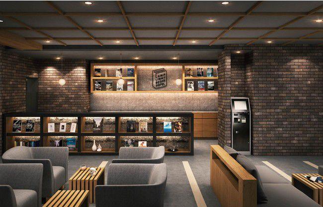 本の世界を旅するホテル。『ランプライトブックスホテル札幌 』オープン!