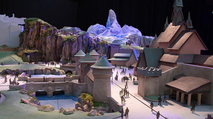 東京ディズニーシーに3つのエリア誕生!2023年、新テーマポート「ファンタジースプリングス」開業