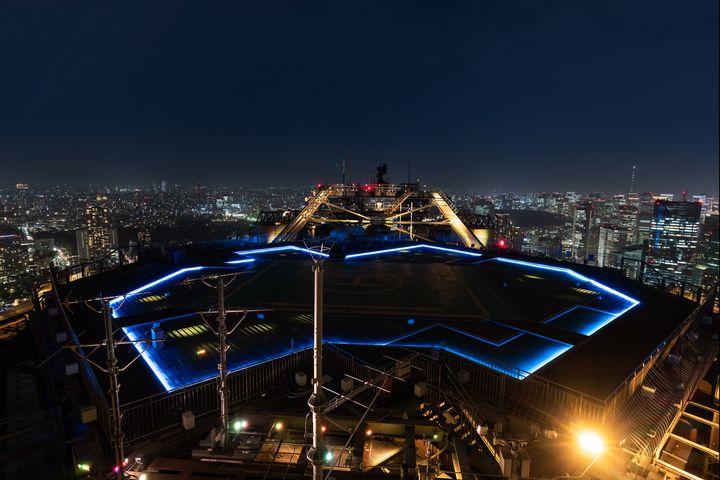 ガラス張り空間で東京を一望!六本木ヒルズ展望台がリニューアルオープン