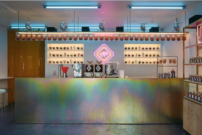 まるで異世界?!映え空間でコーラを楽しむ「伊良コーラ渋谷店」オープン