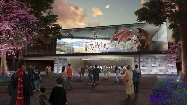 としまえん跡地に誕生!2023年「ハリー・ポッター」スタジオツアー施設開業
