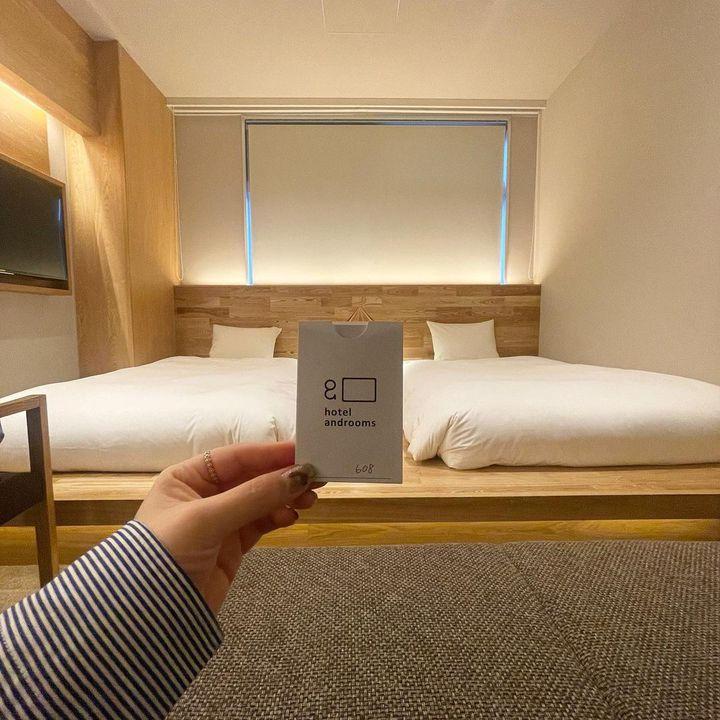 旅行気分を味わえる女子会はどう?大阪の韓国っぽホテルでホカンスを楽しんじゃお♥
