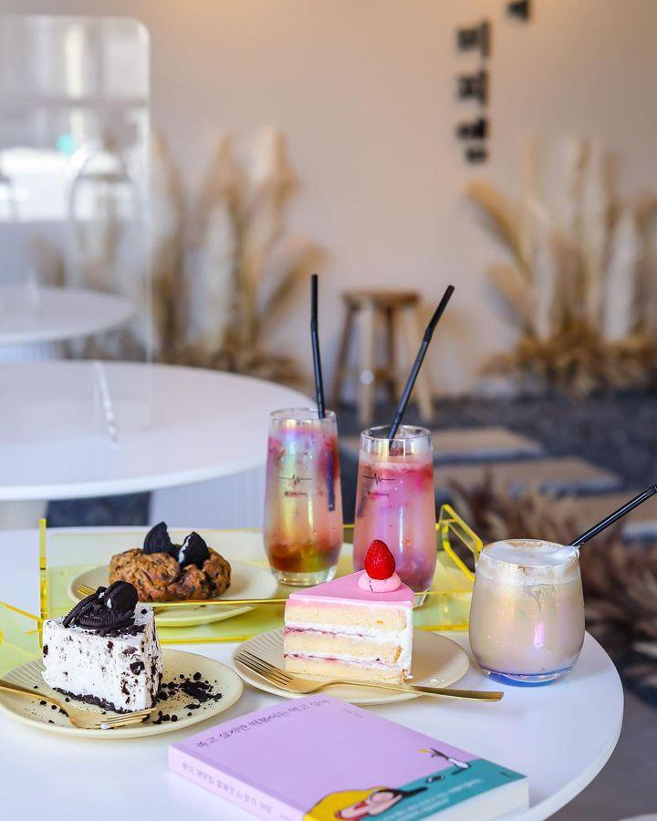 あまりのかわいさに心拍数急増!大阪に韓国っぽカフェ「cafe BPM」オープン