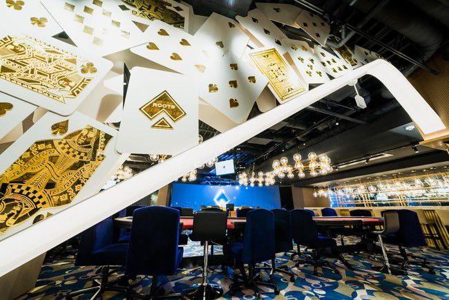 渋谷の新スポット!国内最大級ポーカールーム「ROOTS SHIBUYA」オープン