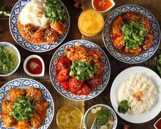 鶏唐揚げとパクチーの専門店「鶏唐揚げとパクチー。時々ごはん アジカラ」が6月8日(火)オープン!