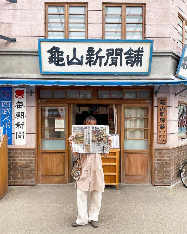 なにここ、エモすぎ。昭和レトロな雰囲気が素敵な東京近郊のフォトジェスポット集