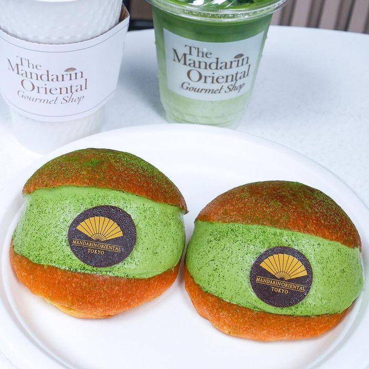 【終了】抹茶好き、注目。マンダリン オリエンタル 東京の「京抹茶のマリトッツォ」が気になる