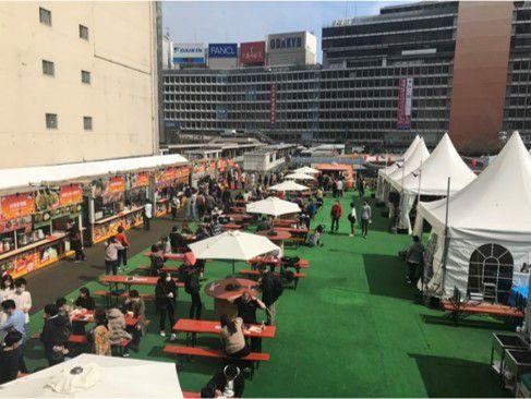 【開催中】世界のBBQ料理が新宿に集結!『World B.B.Q&Oktoberfest』開催