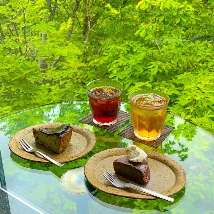 """海よりもっと涼しいカフェタイムはいかが?緑を楽しむ""""グリーンビュー""""カフェ"""