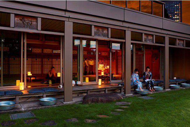 【終了】都心の夏の夕涼み。芝公園にて「SUZUMUSHI CAFÉ」期間限定オープン