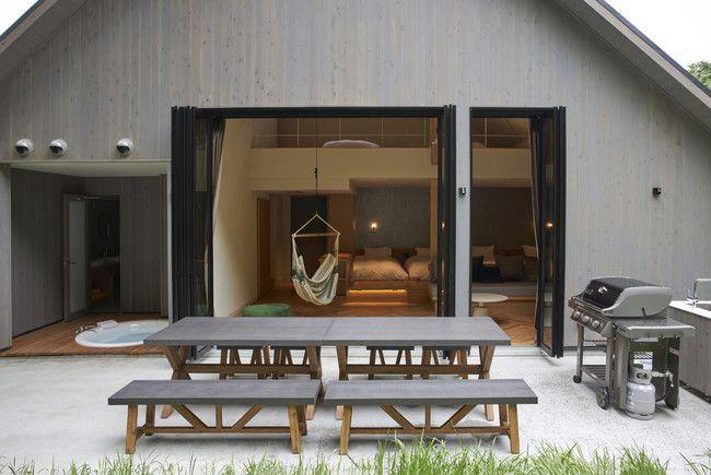 何もしないでのんびりと。淡路島にてヴィラ「Lazy Inn.」オープン!