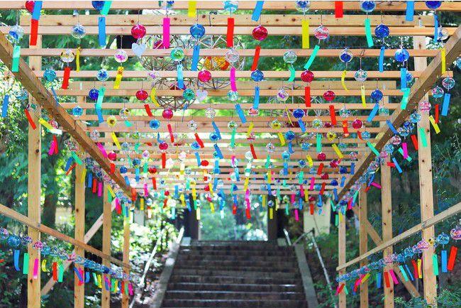 【開催中】花×風鈴の癒し空間。HANABIYORIにて「花風鈴~夏を奏でる風の音色~」開催