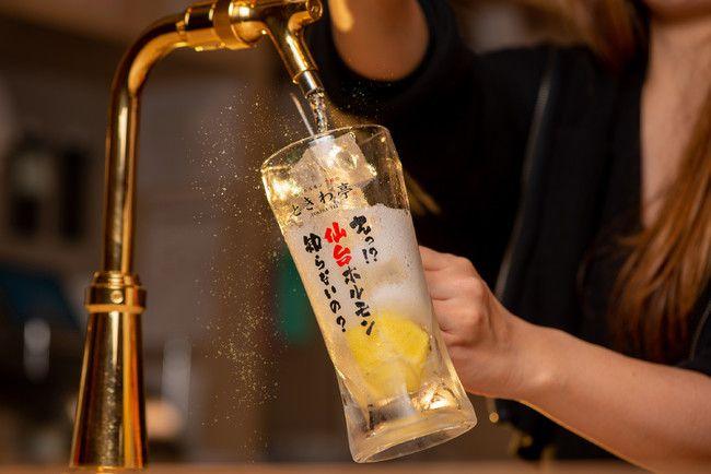 待ってました!元祖!レモンサワータワーと仙台ホルモンの店「ときわ亭」が池袋に初出店!