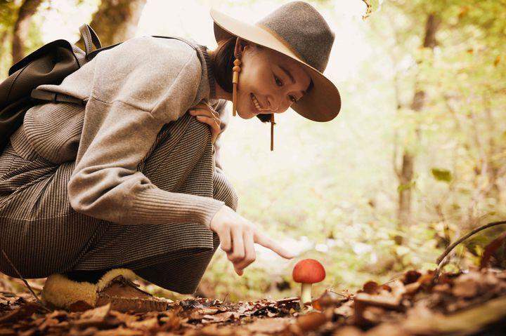 【終了】秋といえばきのこ。星野リゾート奥入瀬渓流ホテルで「毒きのこさんぽ」を