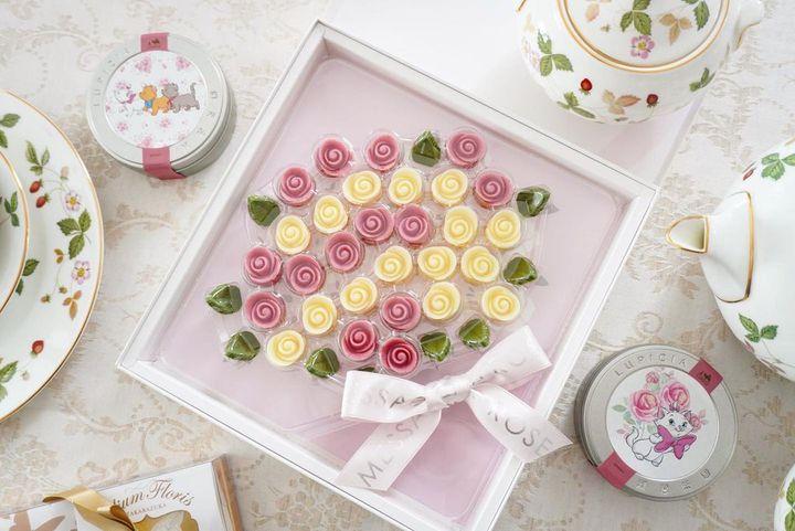 母の日にもおすすめ!花をモチーフにしたお菓子がある東京都内のお店7選