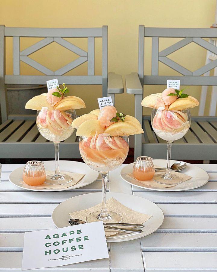 この夏絶対食べたい!日本全国の可愛すぎる最新「桃スイーツ」7選