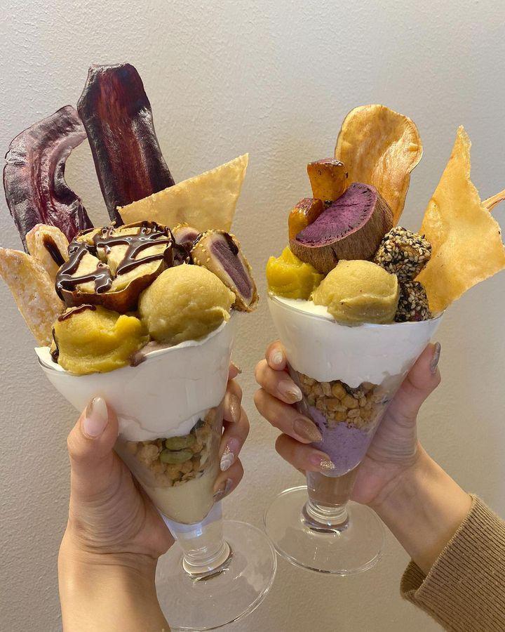 食欲の秋といったらお芋!東京近郊のこの秋に食べたいお芋スイーツ8選