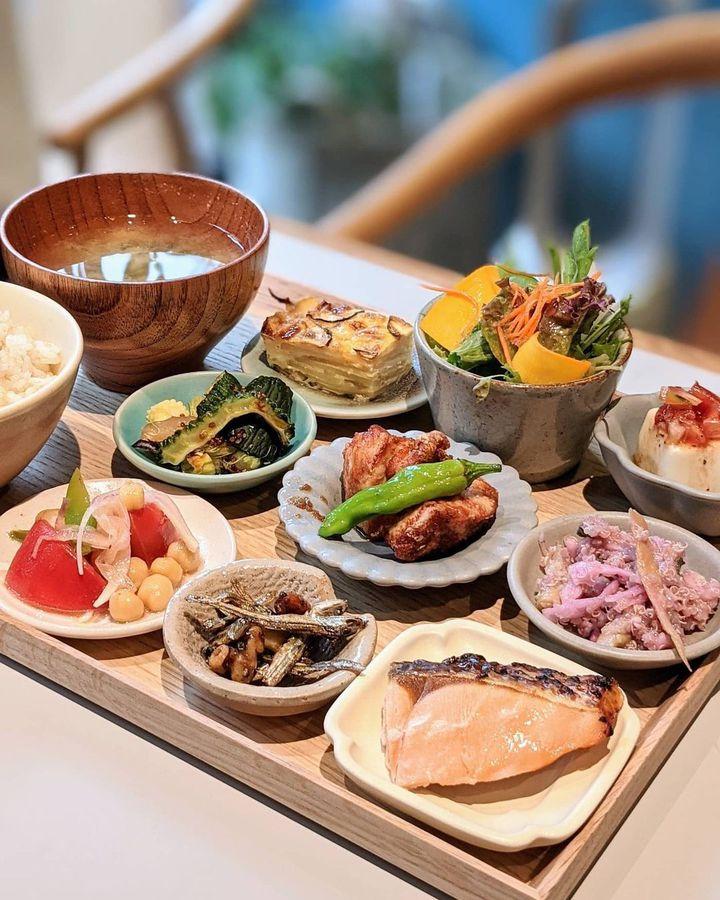 たまにはヘルシーランチしない?東京都内の「和定食」が美味しいお店10選