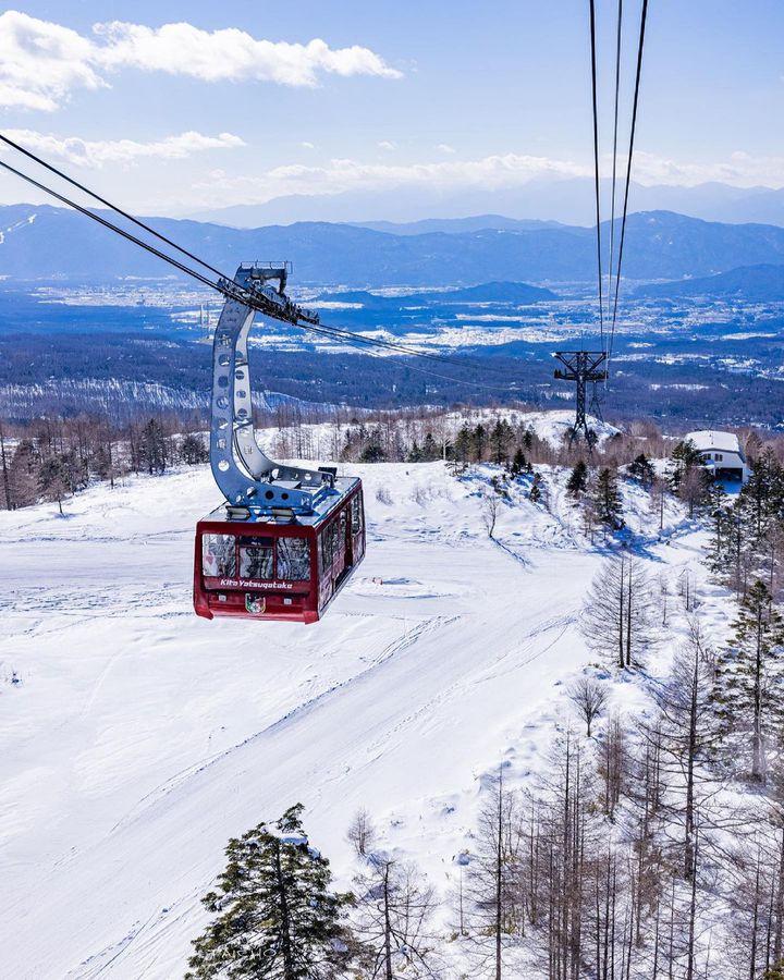 """日本の冬が生み出す美しい光景。冬に行きたい""""長野県の冬の絶景スポット""""10選"""